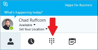 How to change voicemail or out of office greeting service desk 2 after clicking on the number pad icon below the numbers voicemail options will be displayed in the lower right hand side as shown on the screenshot m4hsunfo